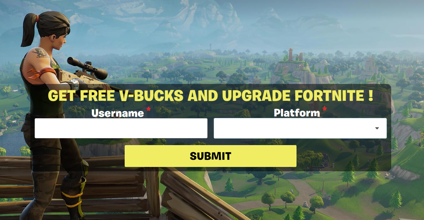 free fortnite hack get free v bucks no human verification ...