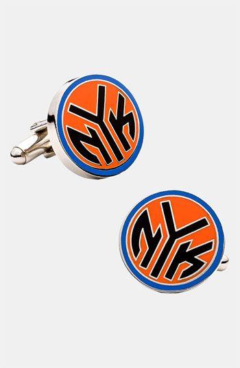 Ravi Ratan NY Knicks  Cuff Links  830659554