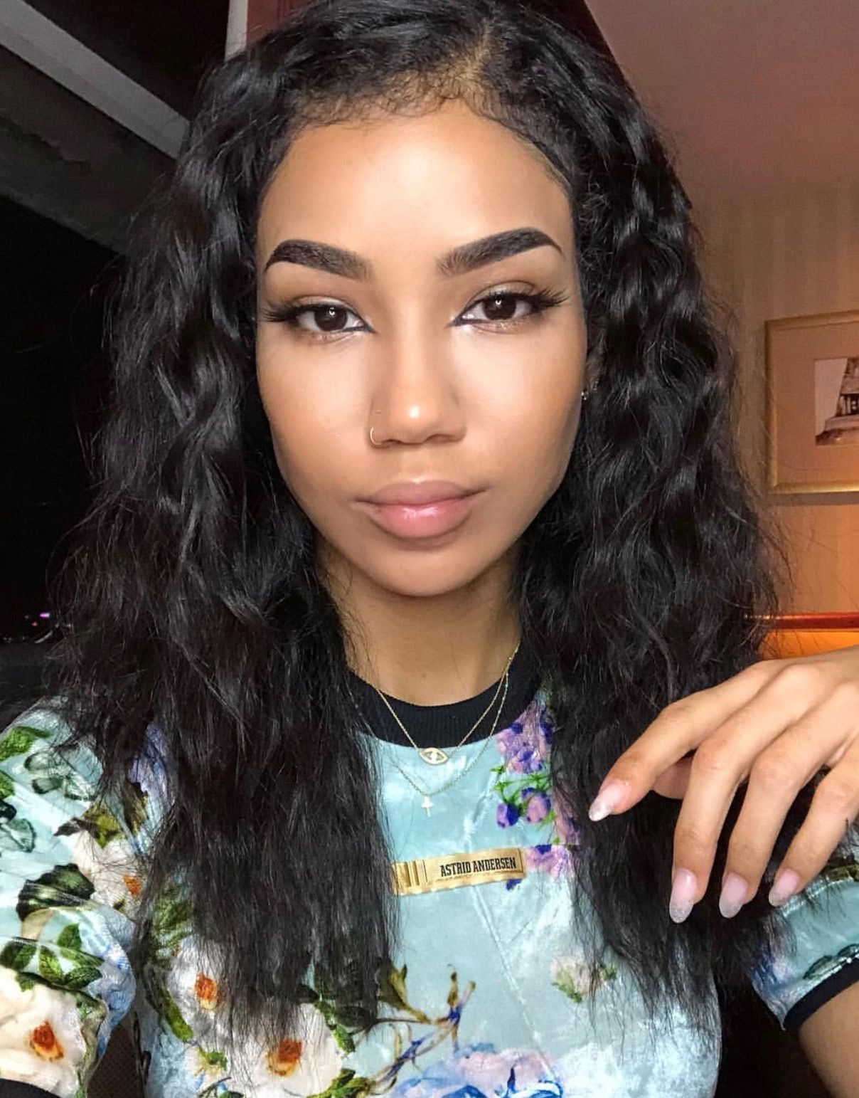Pin By Anne E On Jhene Penny Aiko Up Hairstyles Hair Styles