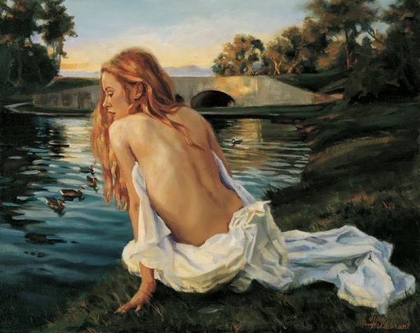 Paintings by Jean Hildebrant