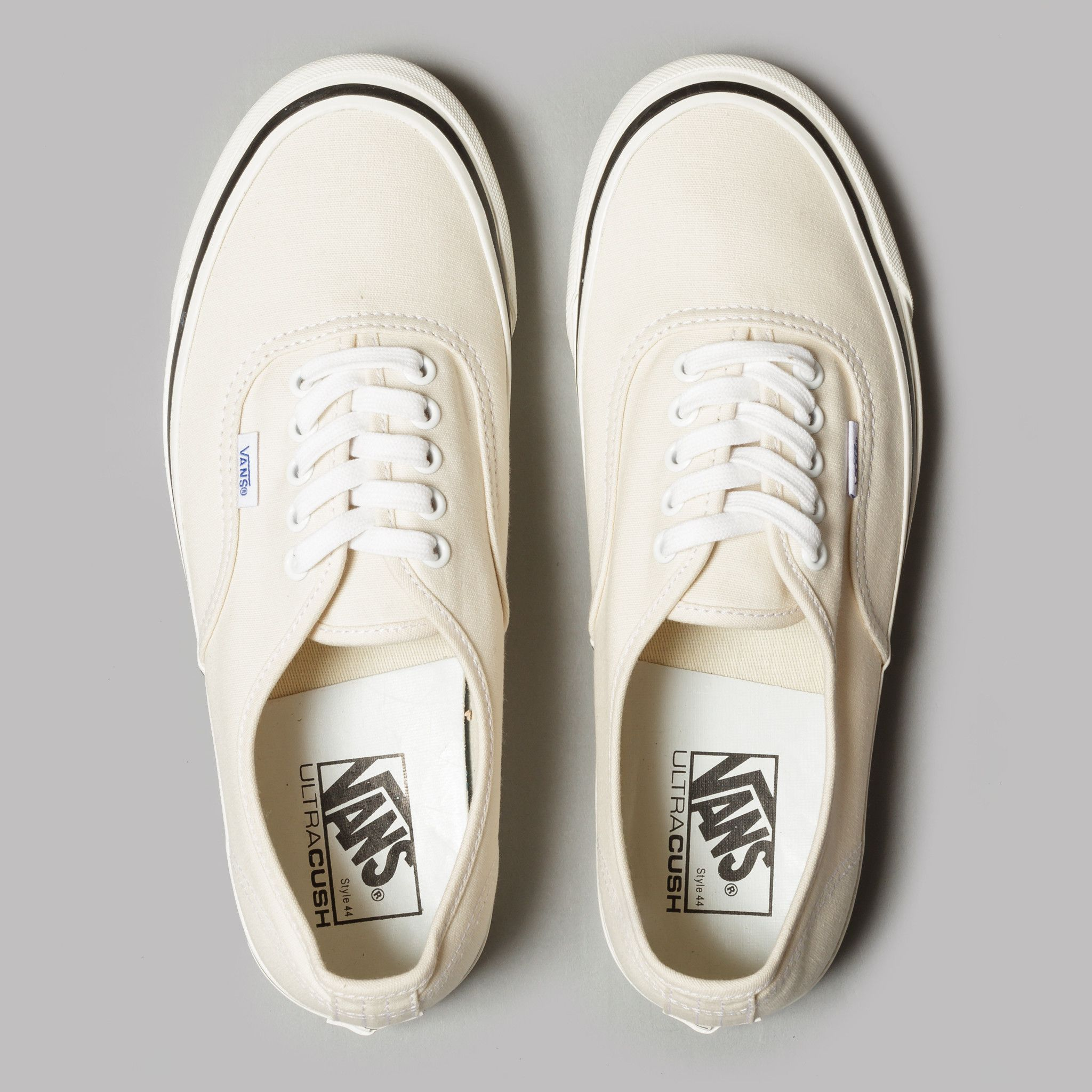 f3f2647af4670d Vans Authentic 44 DX Anaheim Factory (Classic White) | Footwear ...