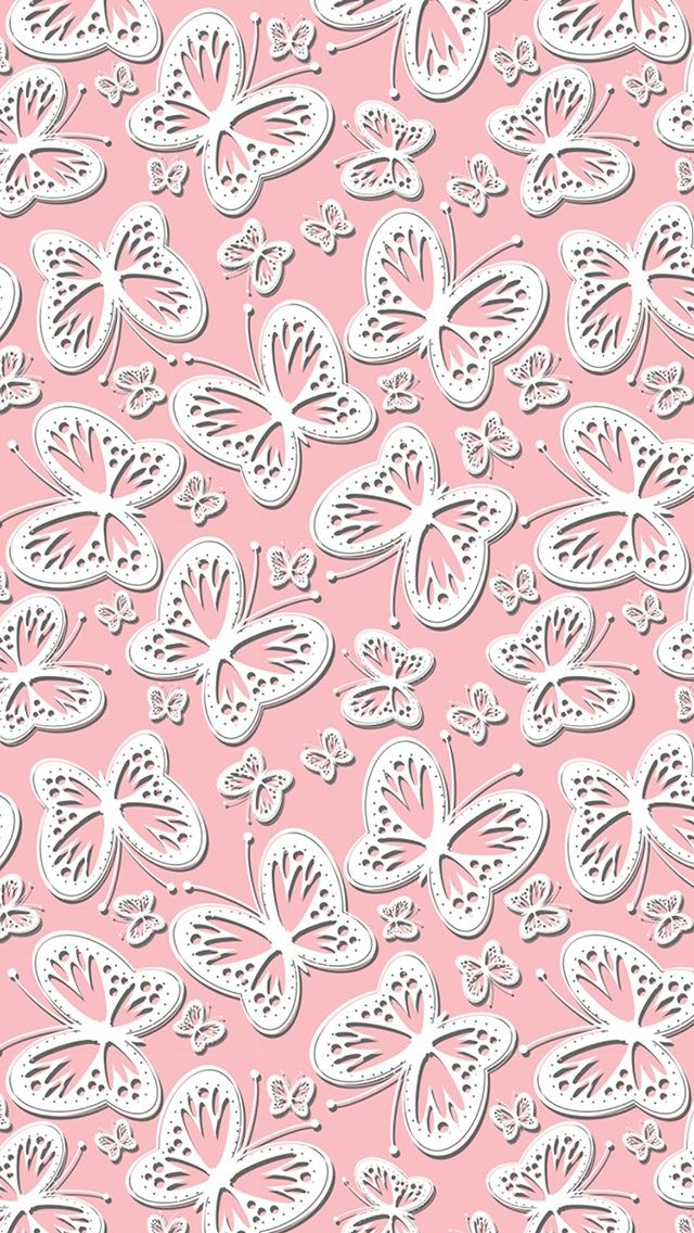 Обои iPhone wallpaper butterfly | Обои, Обои для телефона ...