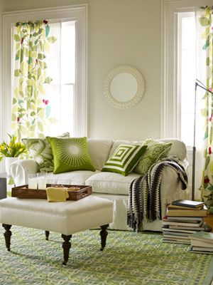 The Trick to Mixing Prints in Your Home