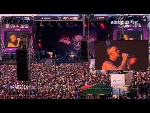 Avenged Sevenfold Rock Am Ring 2014 Full Hd Better Sound