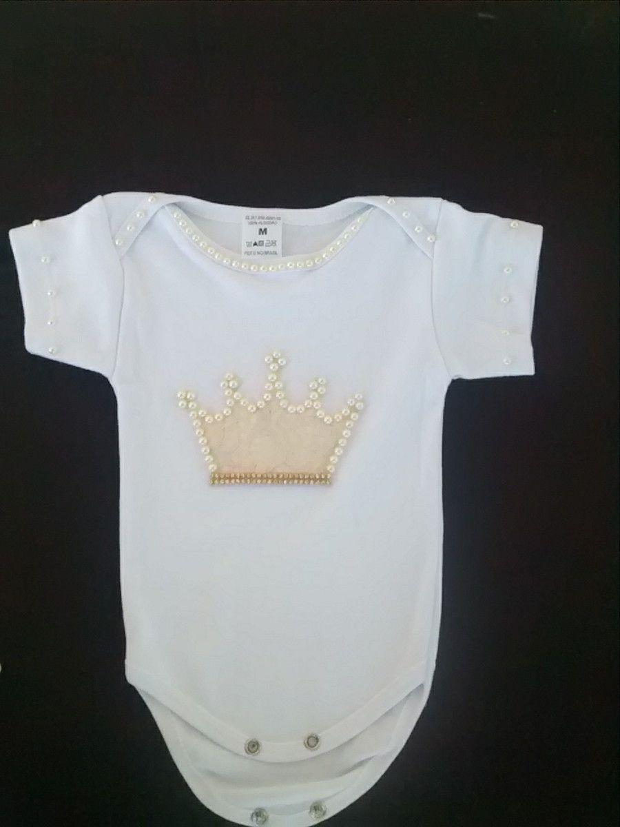Body Princesa disponível pronta entrega TAM m.Para outros tamanhos consulte-nos.