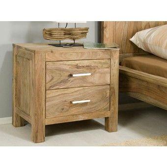 table chevet nature acheter les prix pour maison et jardin acheter pinterest chevet. Black Bedroom Furniture Sets. Home Design Ideas