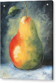 My Favorite Pear By Torrie Smiley Dessin Nature Morte Tableau