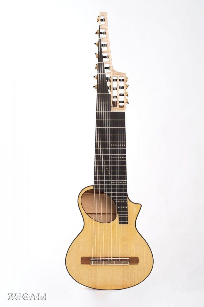 Zucali Guitars | Barocco 14-String