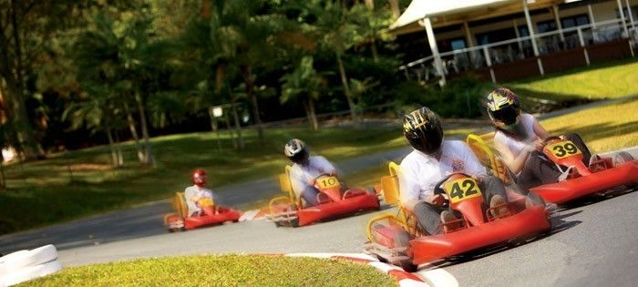 Top 10 Things to do Sunshine Coast 7 Surrounds: #10 Go karting at the Big Kart Track