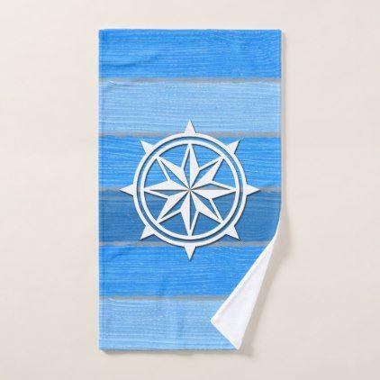 Nautical Themed Design Bath Towel Set Zazzle Com Nautical