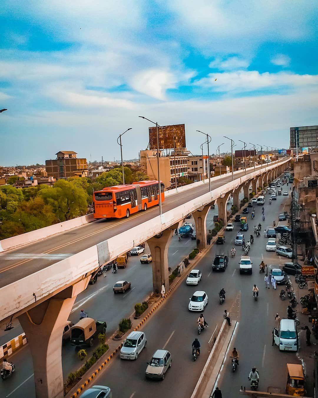 Beautiful Islamabad: The Beautiful Rawalpindi City And Metro Lines Rawalpindi
