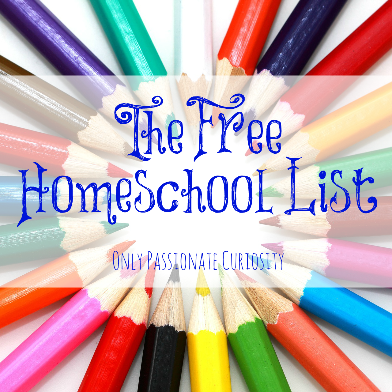 Free Homeschool Curriculum Links And Websites For Kids