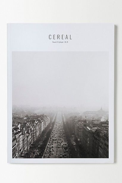 Cereal Magazine No. 5