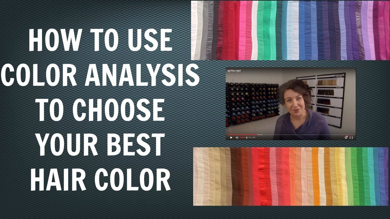 What Season Am I Use Color Analysis To Choose Your Best Hair Color
