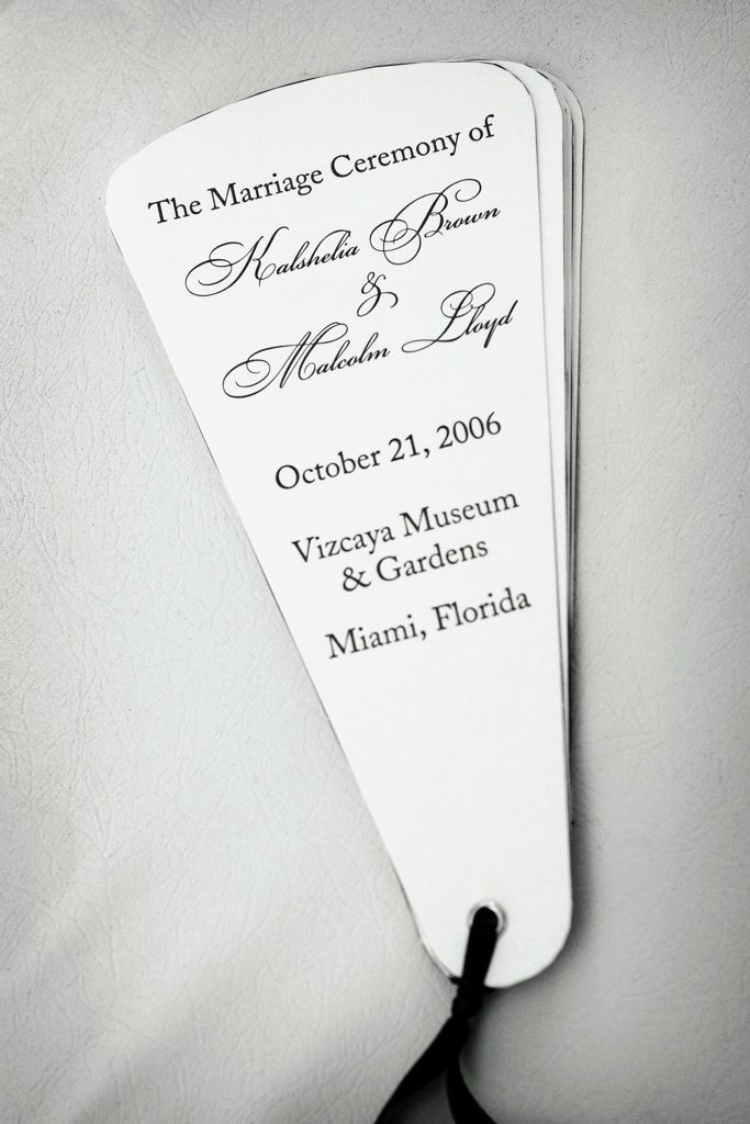 Fall Wedding at the Vizcaya Museum and Gardens in Miami, Florida ...