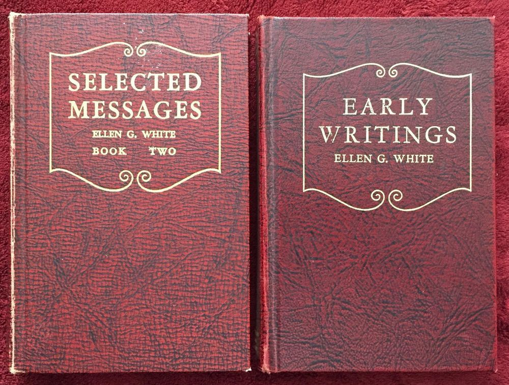 Details about Selected Messages Books One and Two by Ellen G