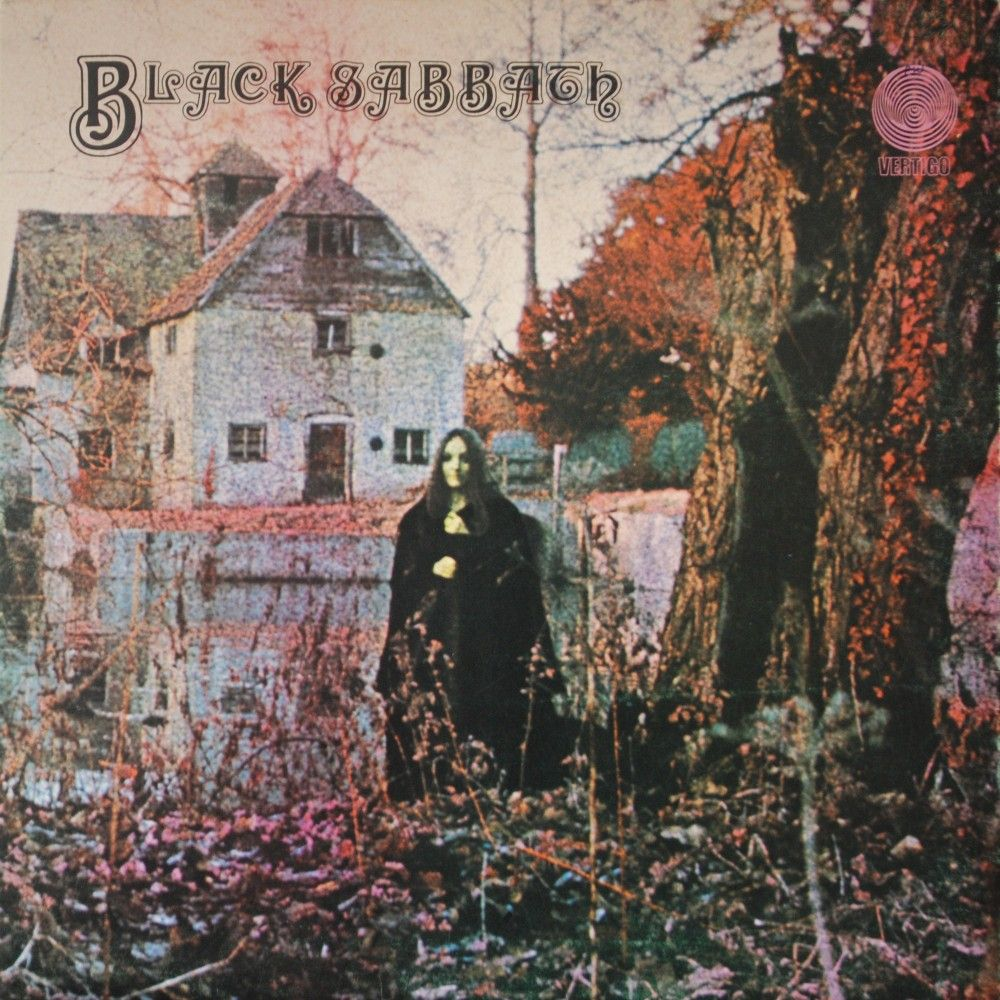 Pin by consti jonah on muszick pinterest cover art black sabbaths 1970 debut album that became the blueprint of the genre and set the stage for generations of bands that developed in its wake malvernweather Image collections