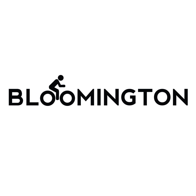 Bike Bloomington, Indiana Vinyl Decal by HusbandandWifePress on Etsy https://www.etsy.com/listing/245626229/bike-bloomington-indiana-vinyl-decal