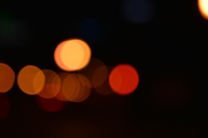 Stoplights in downtown Lexington, KY. #streetlights #citylights #citylife #lightorbs