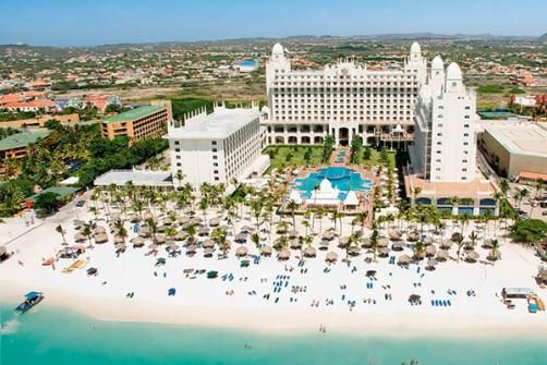 Hotel Riu Palace Aruba In Palm Beach Hotels Resorts