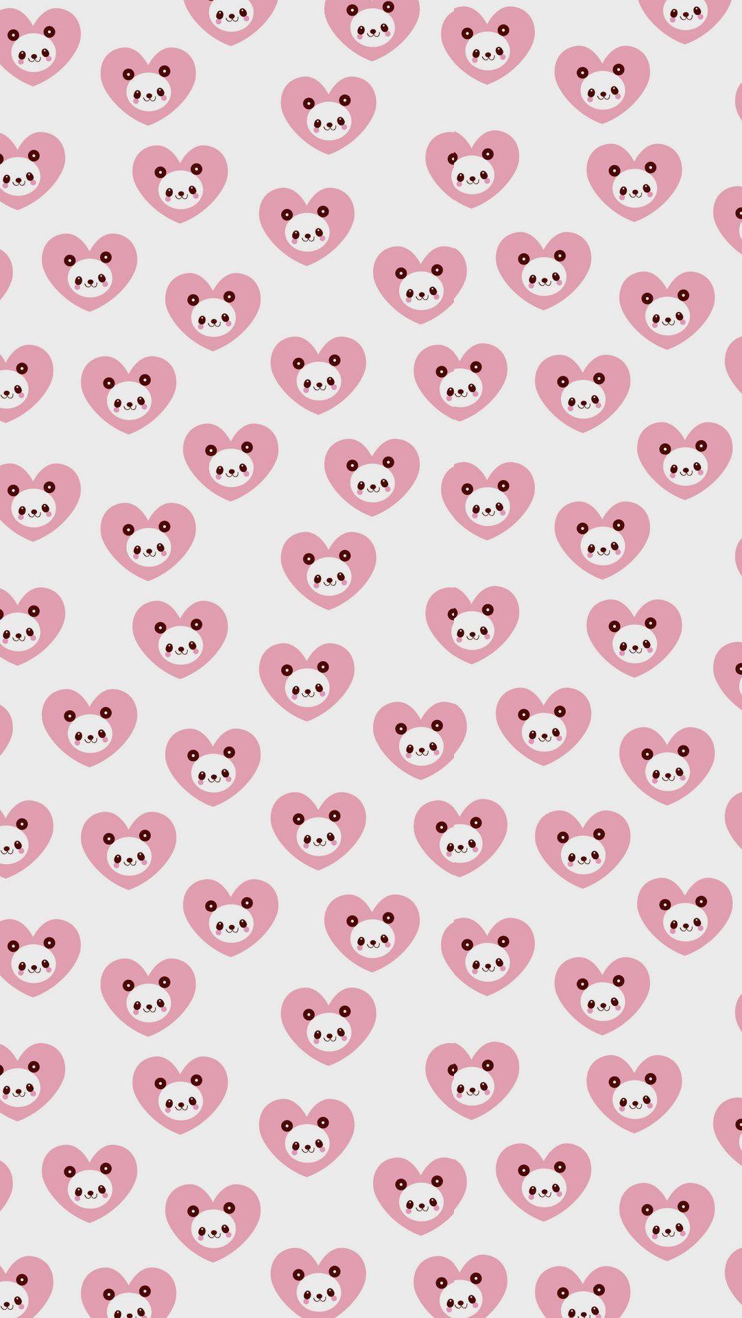 Love Pandas Wallpaper Pijamas Bb At S In 2019 Panda Wallpapers