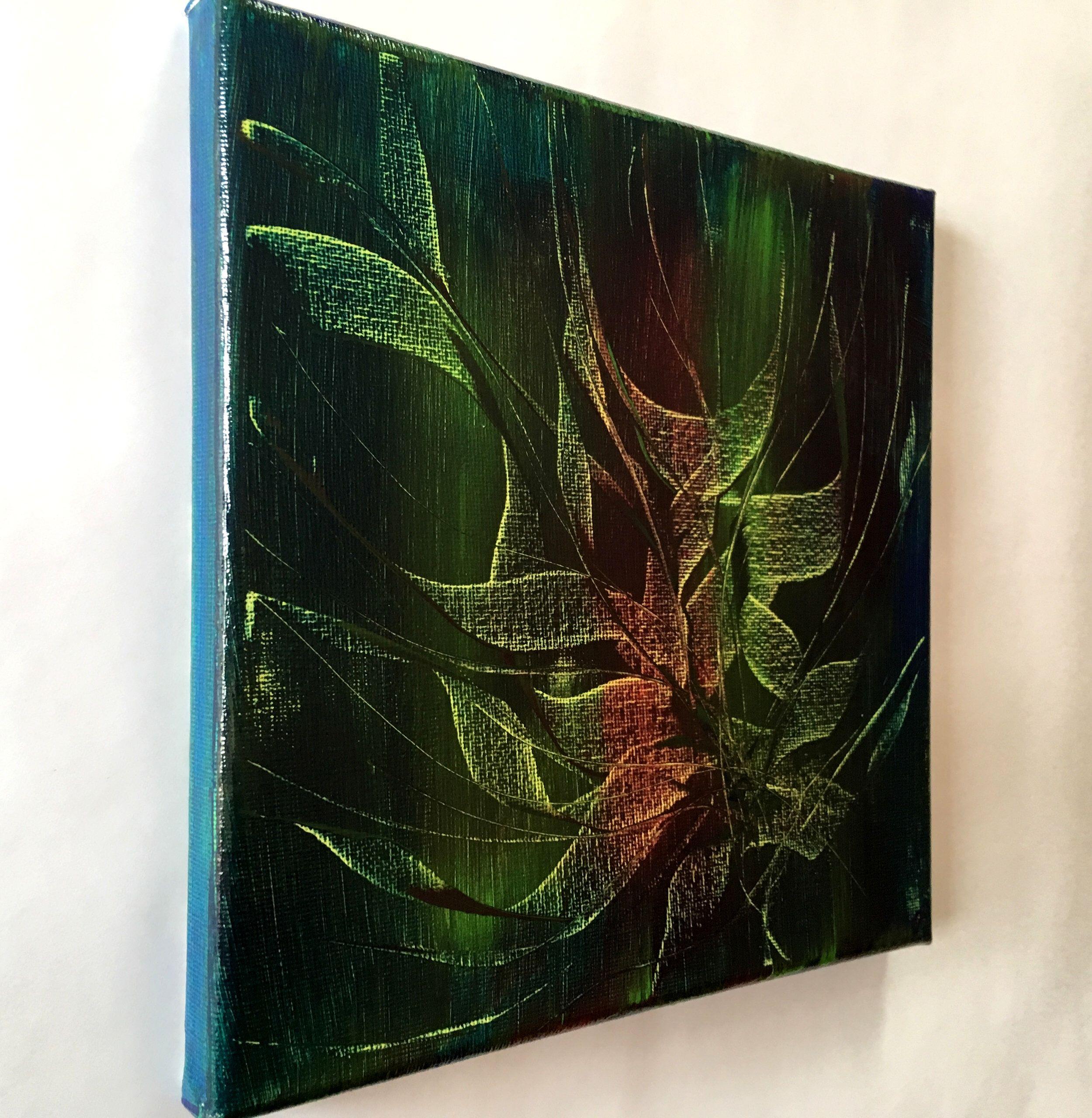 abstrakte malerei original abstraktes bild gemalde 20x20 cm etsy bilder abstrakt acrylbilder modern pinakothek der modernen