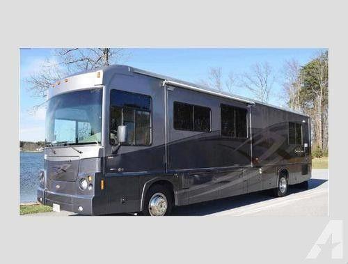 2008 Winnebago Destination 39W for Sale in Moneta, Virginia Classified | AmericanListed.com