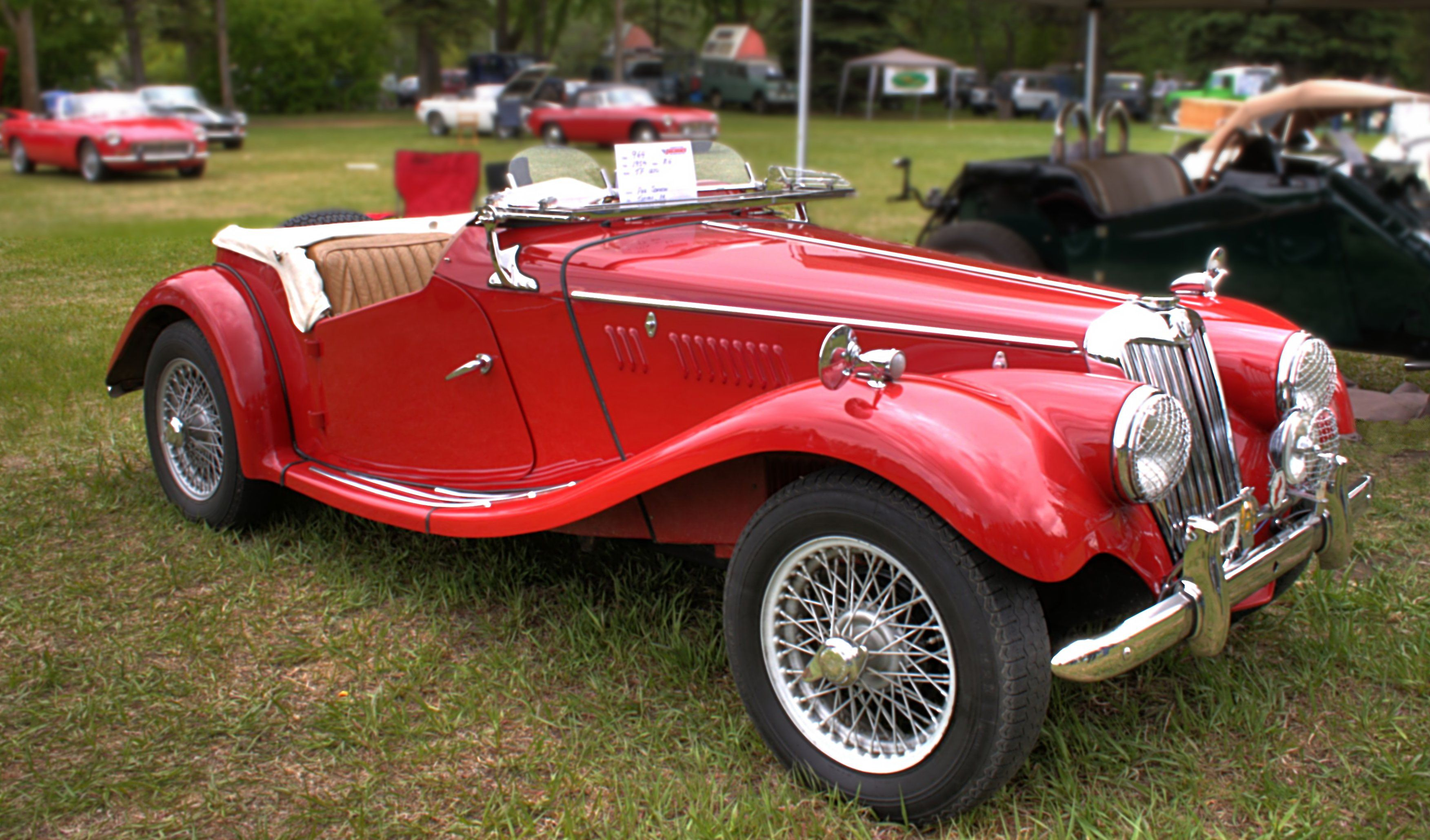 Another fun look at an mg sportscar cars pinterest cars mg tf car i ever fell in love with vanachro Images
