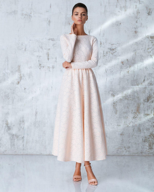 Платье «Аэлита» миди 9616c9661aaf8