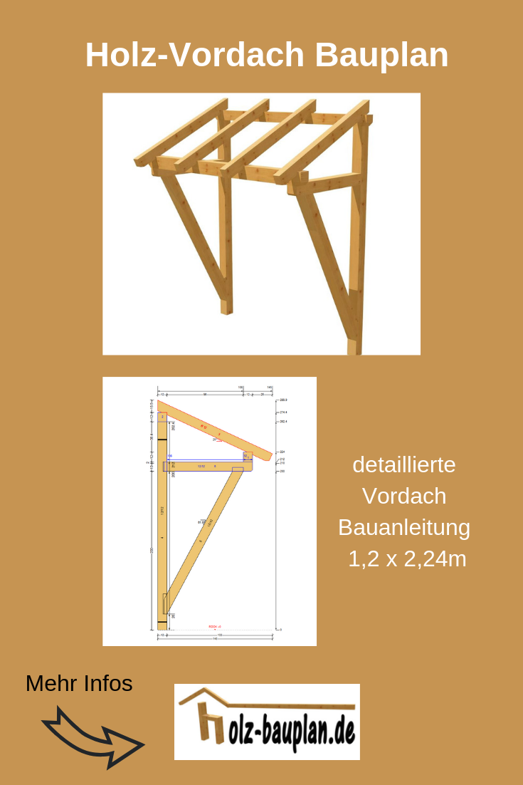 vordach bauanleitung pdf terrassen berdachung selber. Black Bedroom Furniture Sets. Home Design Ideas