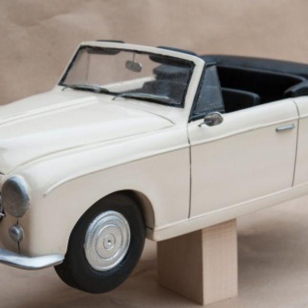 Peugeot 403 cabriolet 1958