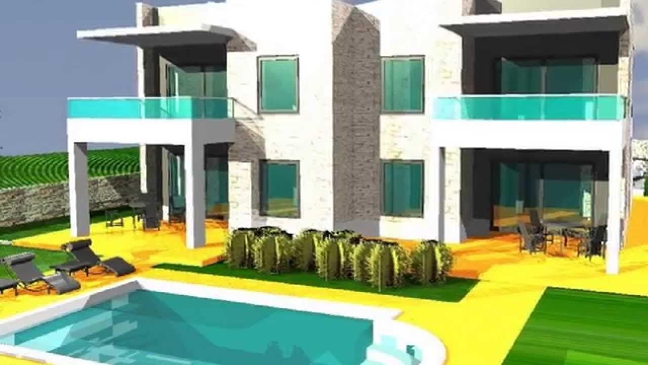 Immobilien Kroatien Wohnung Neubau auf der Insel Krk zu