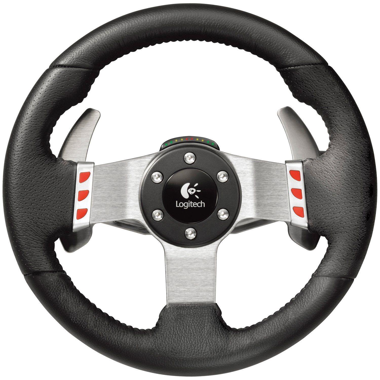 Logitech G27 Racing Wheel Electronics