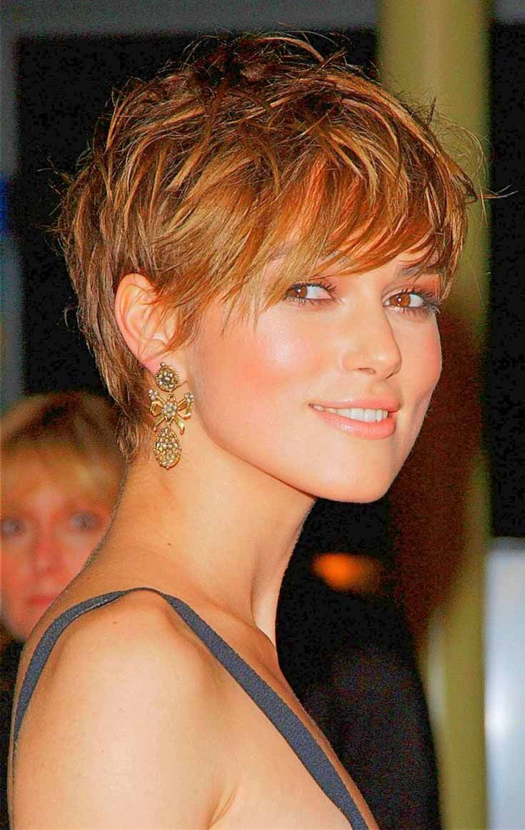 10 Cute Short Haircuts Photos simple and easy
