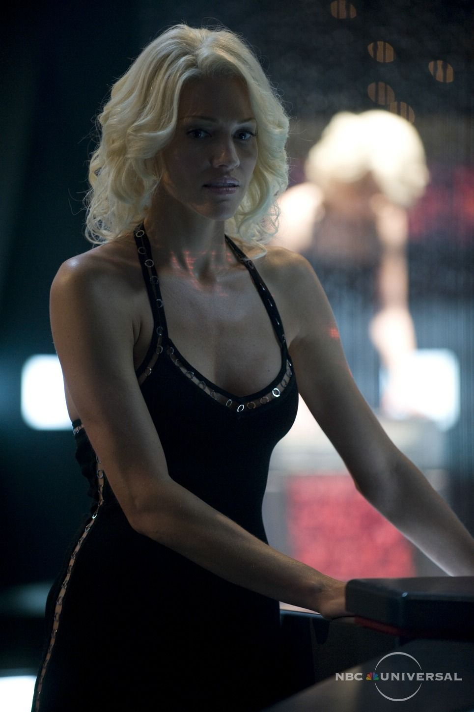 Hot topless female dancing show tube