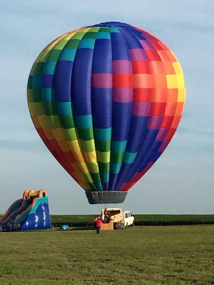 Nebraska balloon and wine festival omaha nebraska