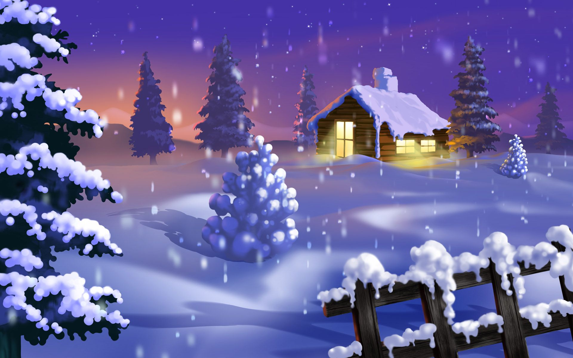 Beautiful Christmas And Winter Wallpapers For Your Desktop Noupe Christmas Wallpaper Hd Christmas Wallpaper Free Christmas Desktop Wallpaper