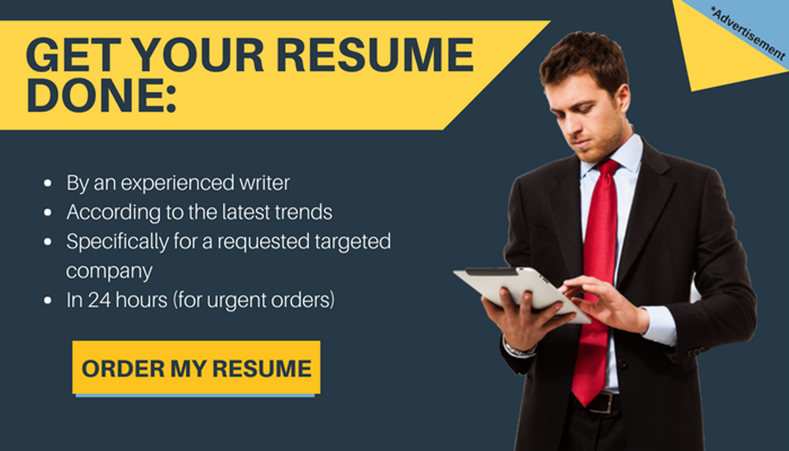 Get your resume done with us today http//www