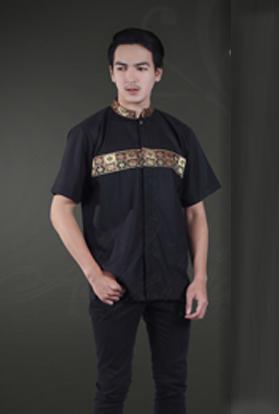 Model Baju Koko Modern Terbaru Edisi Zhaafirah Zhain Dengan Gambar Model Baju Pria Pakaian Pria Kemeja Pria