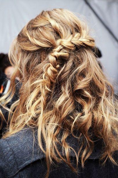 #hair #braid bad hair days just got fancy!