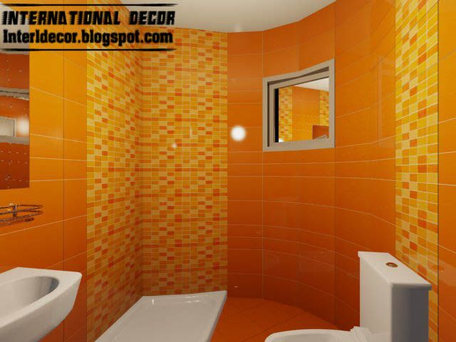 Bathroom Design Ideas 3D  Ideas 20172018  Pinterest  Orange Mesmerizing 3D Bathroom Designs 2018