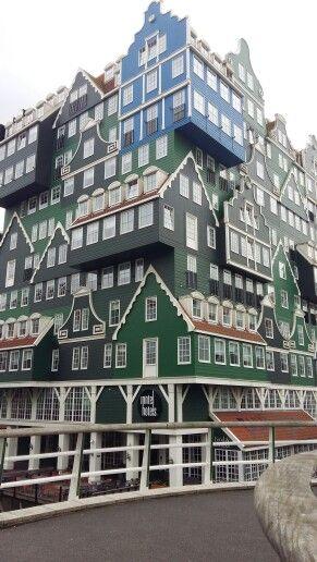 Just a day in Zaandam