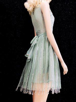 t sleeveless vest skirt dress veil - http://zzkko.com/n194135-eal-shot-ornate-palace-retro-Jingjing-sequins-beaded-tassel-belt-waist-sleeveless-vest-skirt-dress-veil.html $40.05