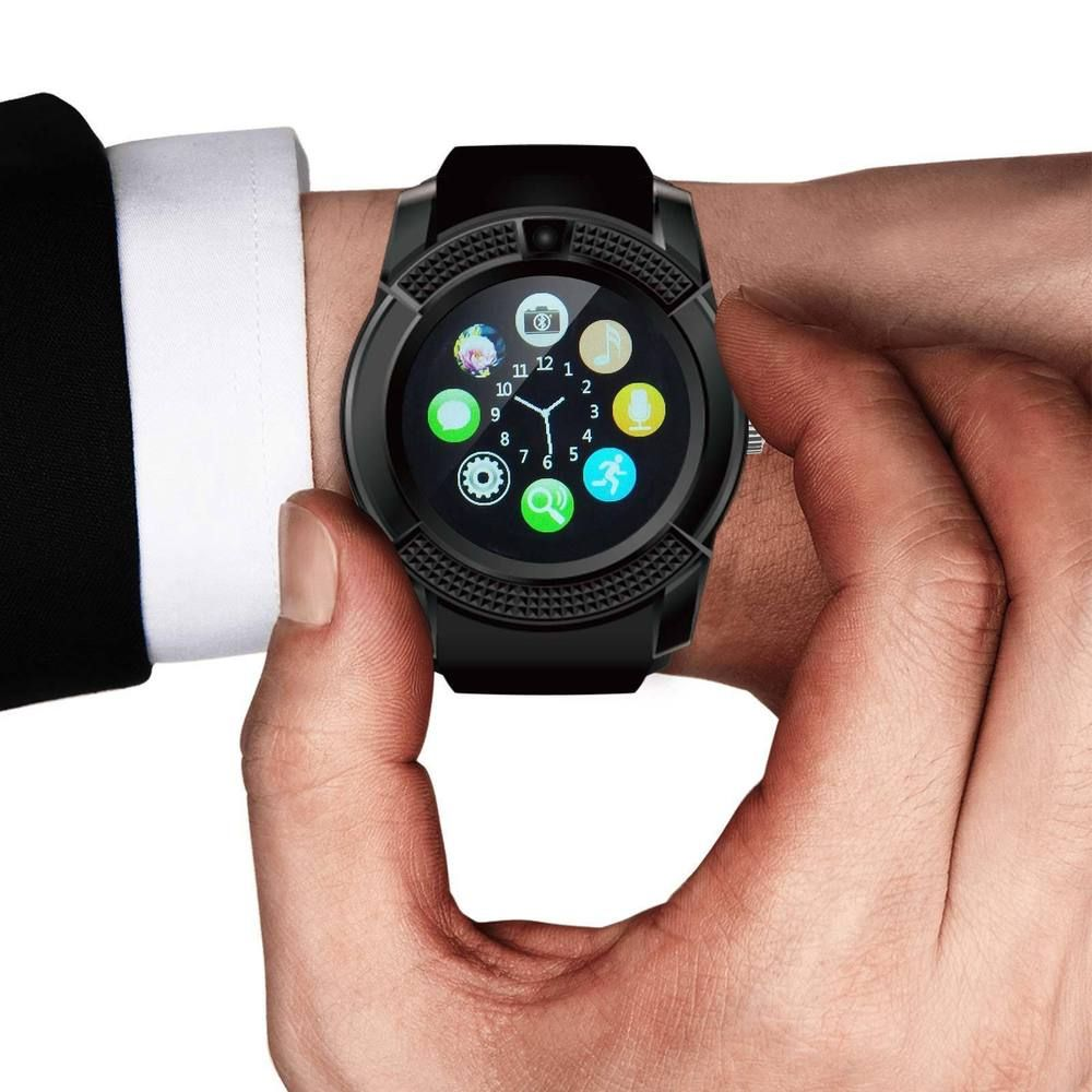 Bluetooth smart wrist watch phone mate for android ios