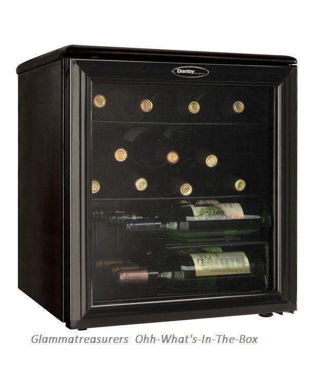 Wine Cooler Countertop Compact Chiller Fridge Mini Bar Bottle Beer Refrigerator Wine Refrigerator Beer And Wine Refrigerators Wine Cooler