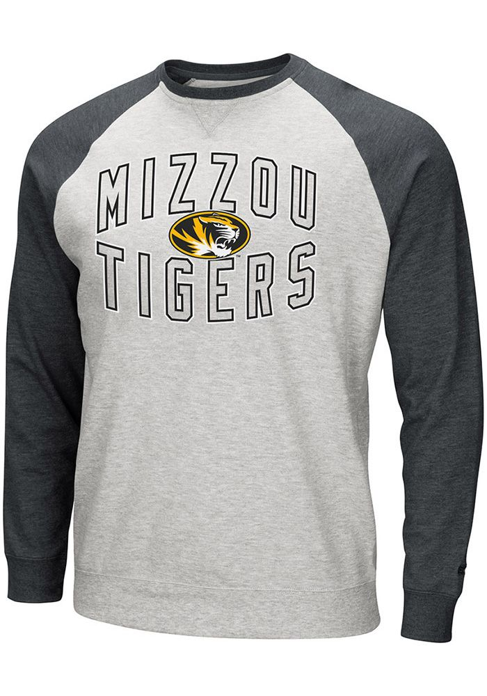 Colosseum Missouri Tigers Youth Active L//S Hoodie