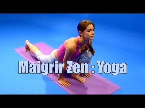 maigrir zen yoga youtube sport pinterest yoga and gym. Black Bedroom Furniture Sets. Home Design Ideas