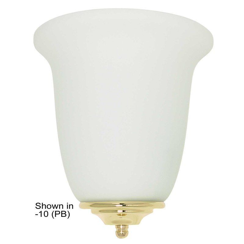 Sunset Lighting F9005 1 Light Ada Compliant Wall Washer Sconce