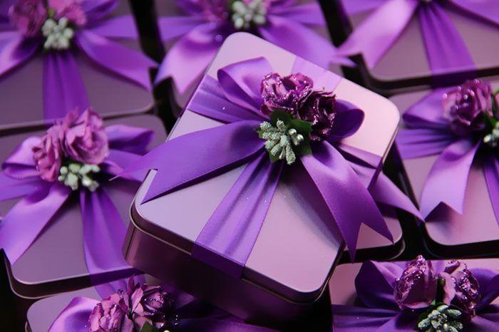 Kutu nikah şekerleri