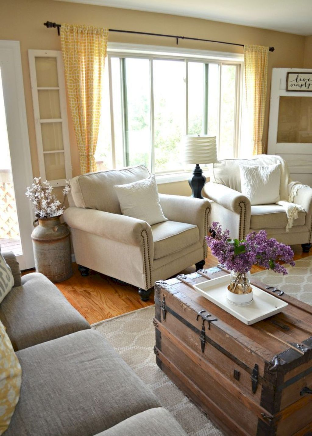rustic farmhouse living room design and decor ideas for your home also best norton house images in rh pinterest